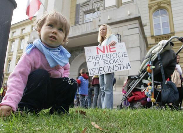 Reforma edukacji budzi ogromny sprzeciw społeczny / fot. Stefan Maszewski