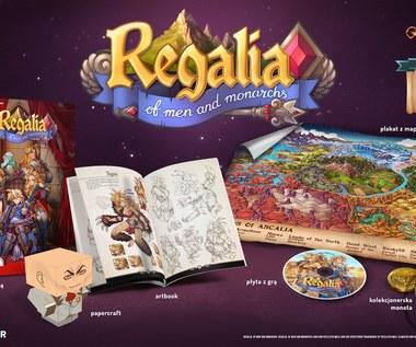 Regalia: Of Men and Monarchs - ujawniono zawartość edycji pudełkowej