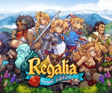 Regalia: Royal Edition zmierza na konsole