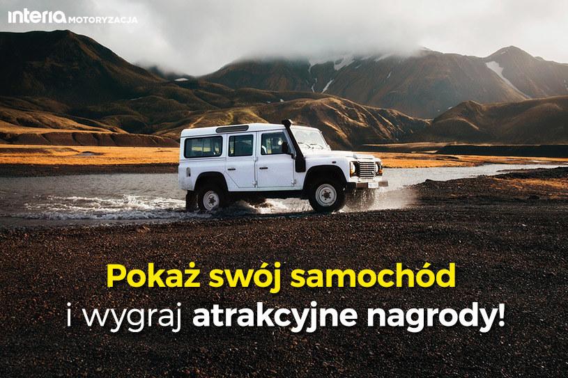 Regulamin Pochwal się swoim samochodem /IAR/INTERIA.PL