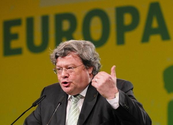 Reinhard Buetikofer /AFP