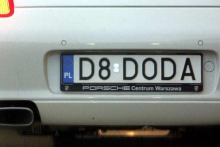 Rejestracja Dody fot. Piotr Grzybowski /Agencja SE/East News