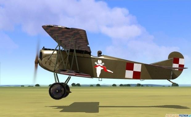Rekonstruują samoloty, które 100 lat temu przejęli powstańcy wielkopolscy