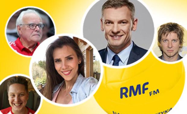 Rekord Guinnessa z RMF FM w odbijaniu piłki: Te gwiazdy nam pomogą!