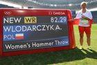 Rekord świata Anity Włodarczyk z Rio de Janeiro zatwierdzony przez IAAF