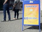 Rekordowa kumulacja w Lotto. Do zgarnięcia 60 milionów złotych