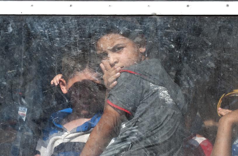 Rekordowa liczba migrantów przybyła do Grecji /AFP