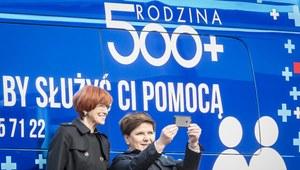 """Rekordowe świadczenie """"500 plus"""" w Małopolsce"""