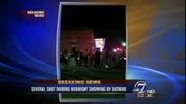 Relacje świadków strzelaniny w kinie