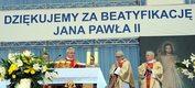 Relikwie Jana Pawła II w Świątyni Opatrzności