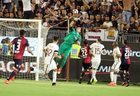 Remis AS Roma z Wojciechem Szczęsnym w składzie