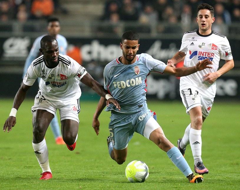 Remis Monaco na wyjeździe z Amiens to niespodzianka /AFP