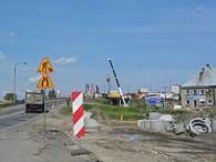 Remont obwodnicy Wieliczki trwa od kilku miesięcy /RMF