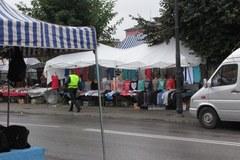 Remont targowiska w Jędrzejowie