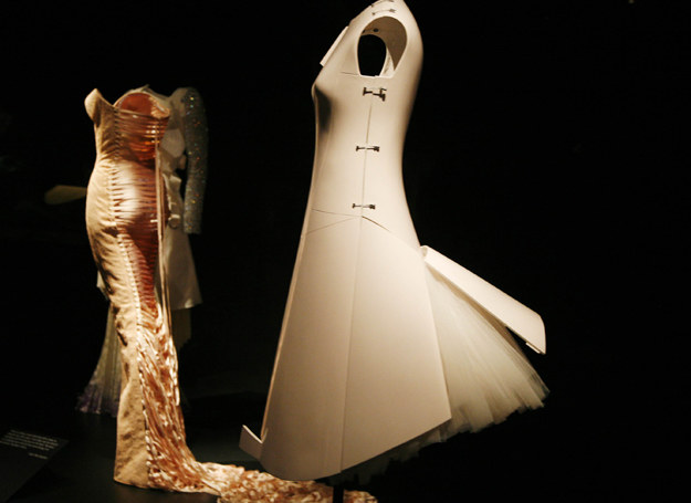 Remote Control Dress proj. Hussein Chalayan /Getty Images