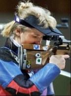 Renata Mauer-Różańska nie obroni w Atenach tytułu mistrzyni olimpijskiej /AFP