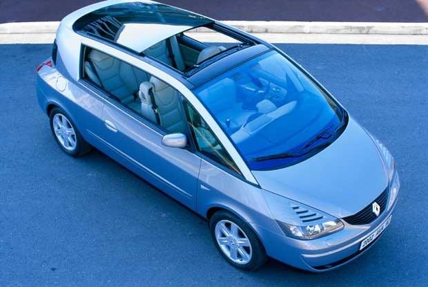 Renault Avantime (kliknij) /INTERIA.PL