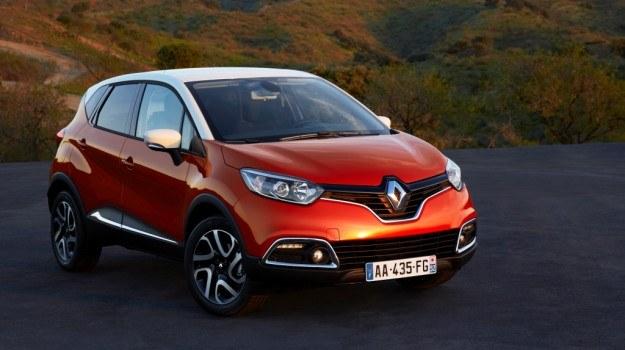 Renault Captur jest produkowane w Hiszpanii. Model zadebiutował podczas tegorocznych targów motoryzacyjnych w Genewie. /Renault