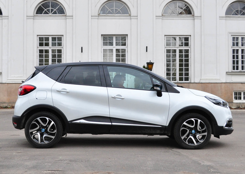 Renault Captur Night & Day Energy 1.2 TCe 120 /INTERIA.PL