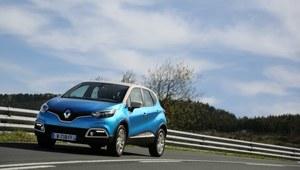 Renault Captur - pierwsza jazda