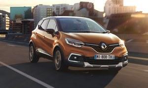 Renault Captur po liftingu z polskimi cenami