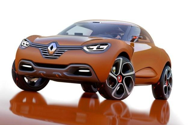 Renault captur /