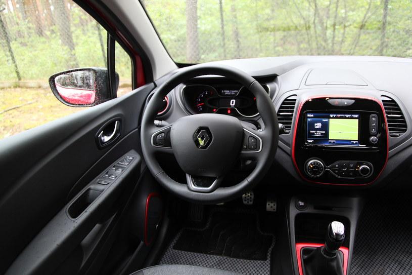Renault Captur /INTERIA.PL