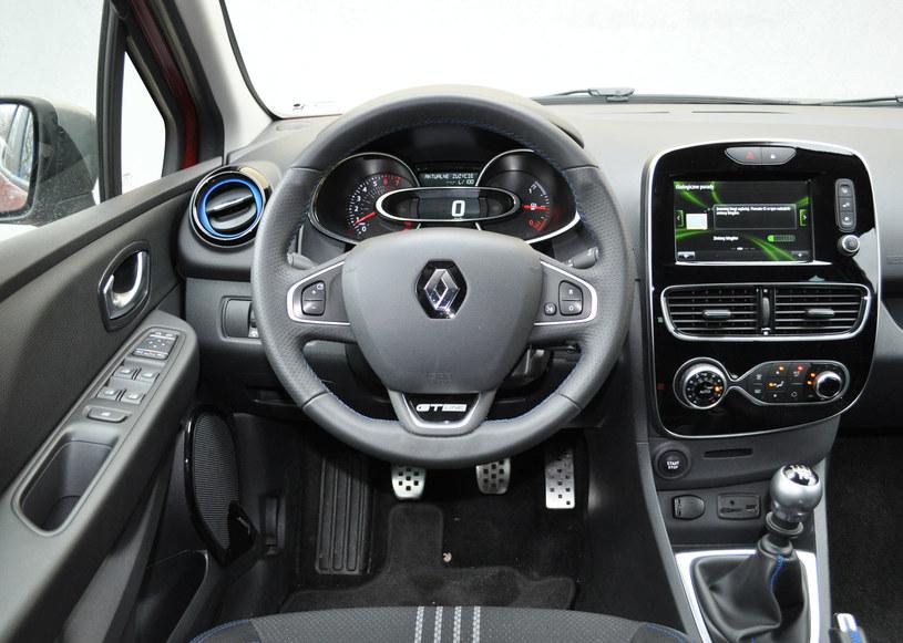 Renault Clio 1.2 TCe /INTERIA.PL