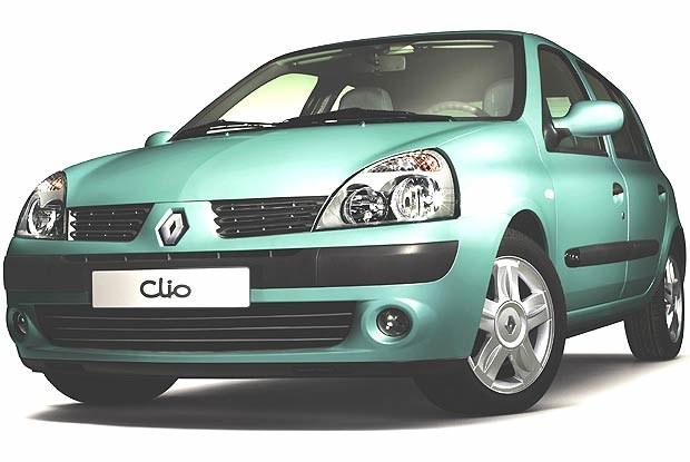 Renault Clio 2004 (kliknij) /INTERIA.PL