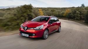 Renault Clio Grandtour - pierwsza jazda