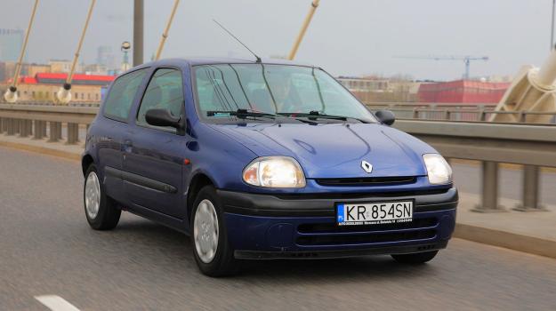 Renault Clio II /Motor