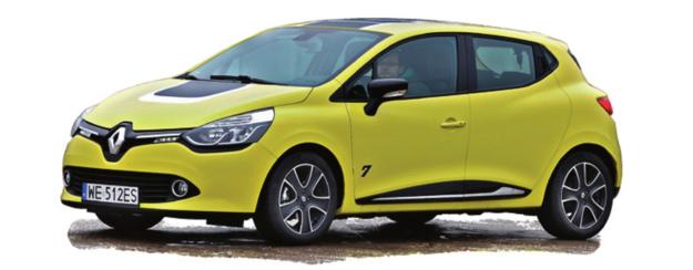 Renault Clio IV /Motor