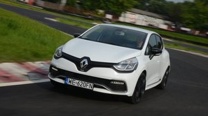 Renault Clio RS 200 EDC - test