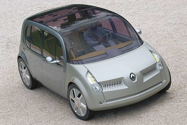 Renault Ellypse (kliknij) /INTERIA.PL