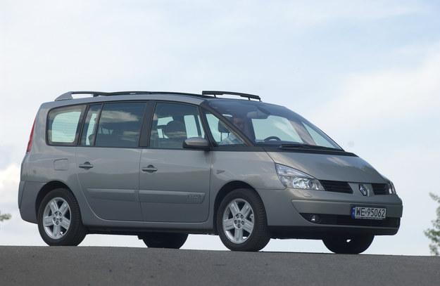 Renault Espace IV (2002-) /Motor