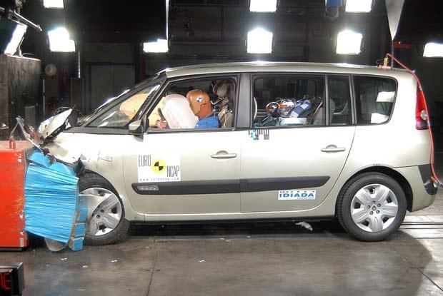Renault Espace IV (kliknij) /INTERIA.PL