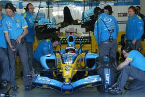 Renault F1 Team w Polsce