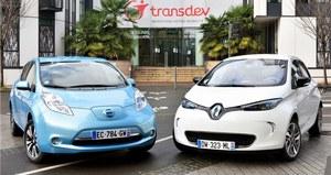 Renault i Nissan chcą stworzyć flotę aut autonomicznych