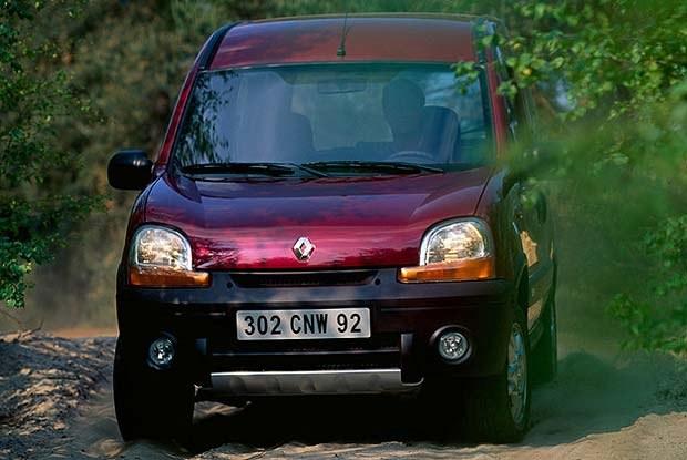 Renault Kangoo 4x4 (kliknij) /INTERIA.PL