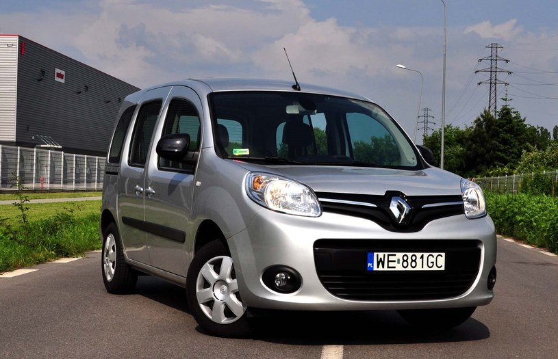 Renault Kangoo Helios /INTERIA.PL
