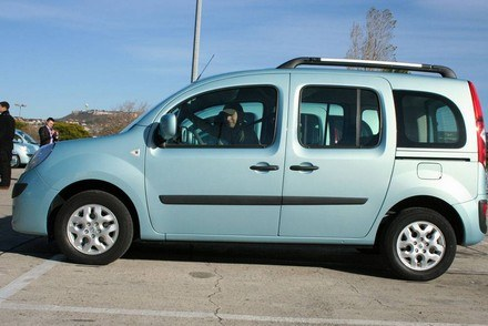 Renault kangoo / Kliknij /INTERIA.PL