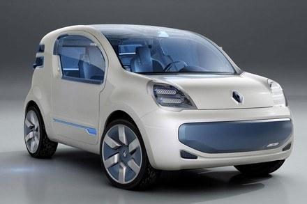 Renault kangoo Z.E. /