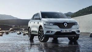 Renault Koleos - druga generacja wyceniona