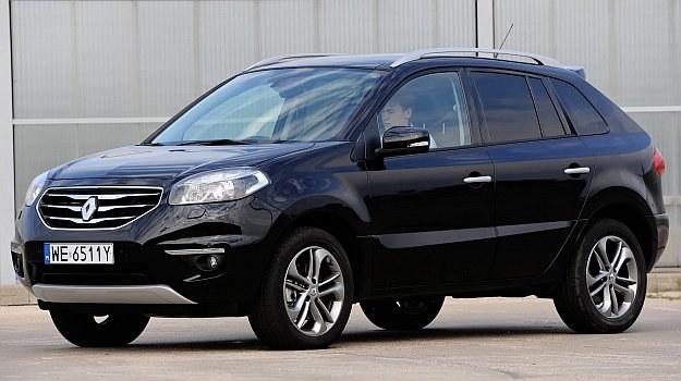 Renault Koleos I /Motor