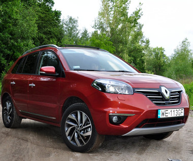 Renault Koleos po kolejnym liftingu. Test