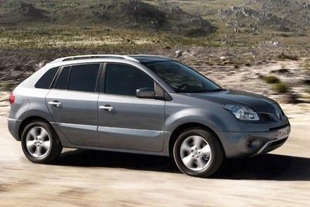Renault koleos /
