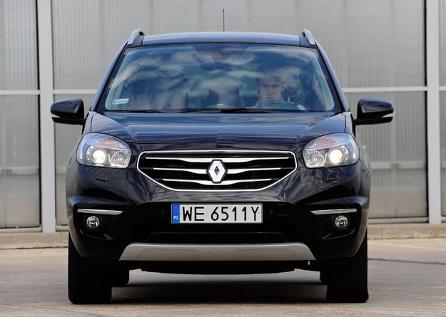 Renault Koleos /Motor