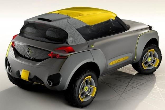 Renault Kwid Concept /