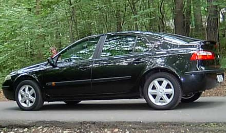 Renault Laguna 2.0 T (kliknij) /INTERIA.PL