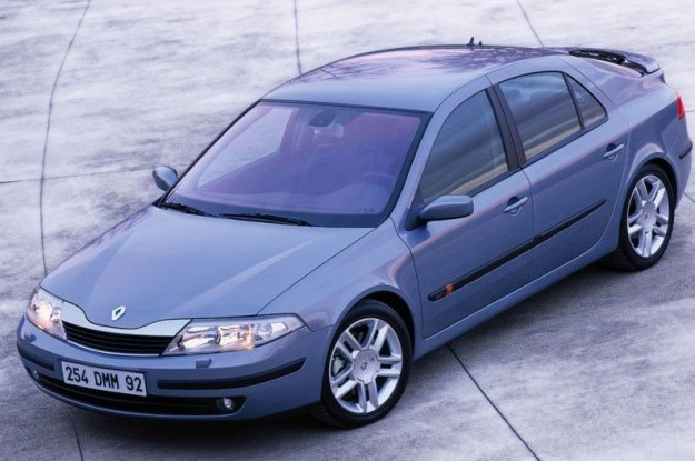 Renault laguna II /